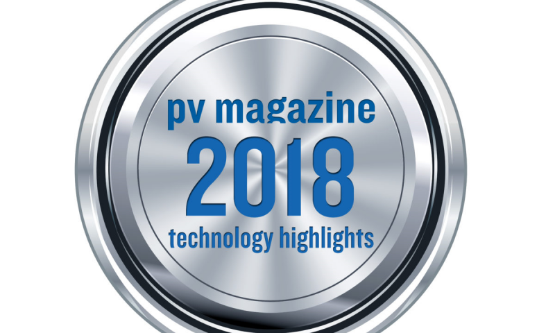 Oxford PV perovskite solar cell among PV Magazine's top 25 technologies of 2018