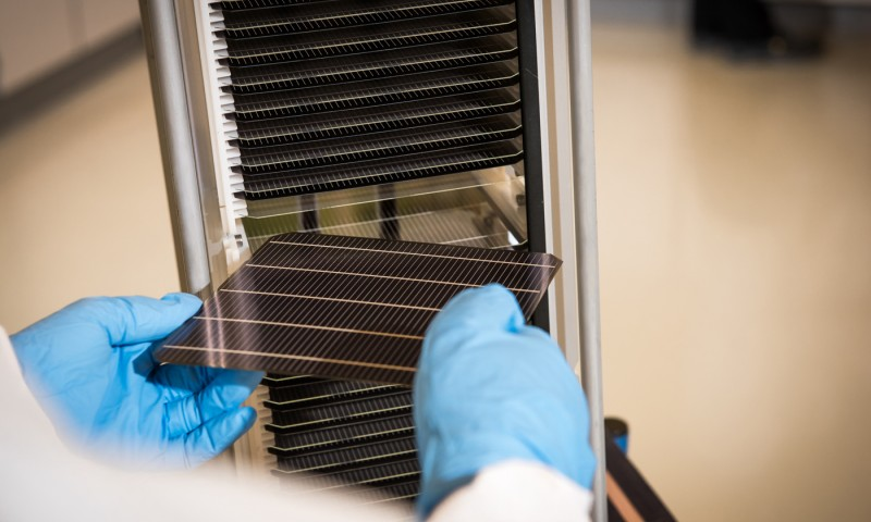 Oxford PV hits new world record for solar cell