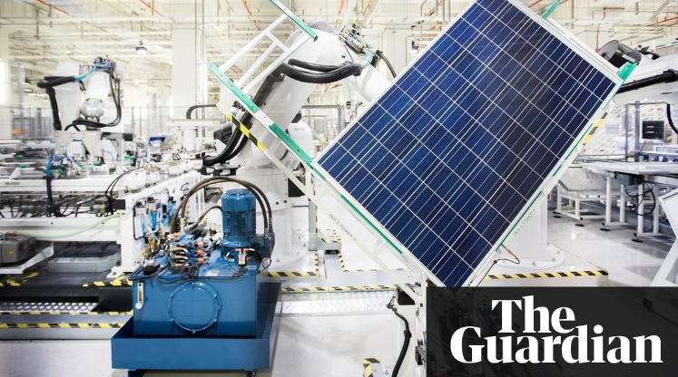 Guardian article on Oxford PV